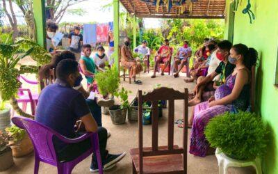 Prefeitura e moradores do Comunidade Alto do Murici discutem ações para o desenvolvimento da agricultura familiar na região