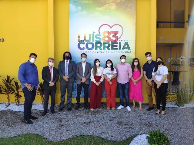 Prefeitura entrega Título Mérito Luiscorreiense a personalidades de destaque no município