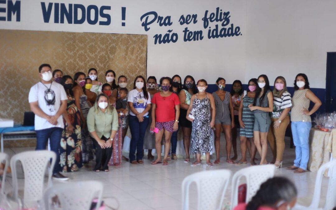 Agosto Dourado é celebrado com palestras e orientações às mães em Luís Correia