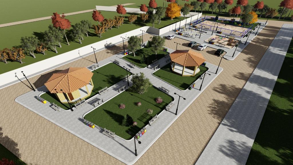 Praça do bairro Santa Luzia será revitalizada